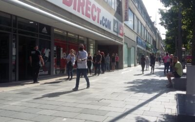 15th June 2020: Non-essential Shops Reopen