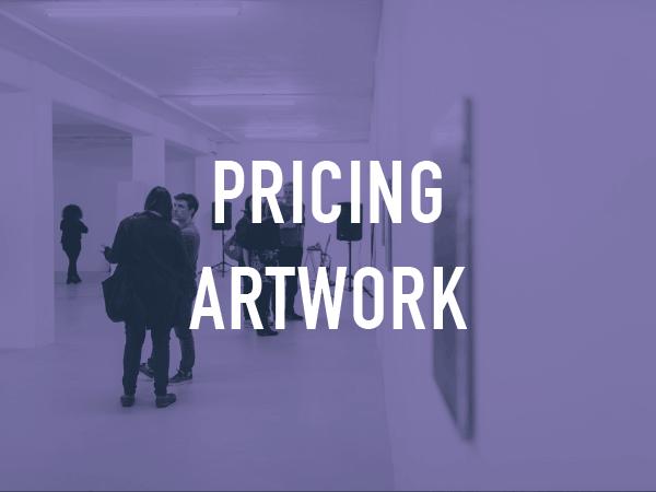 Pricing Artworks