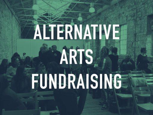 Alternative Arts Fundraising Event